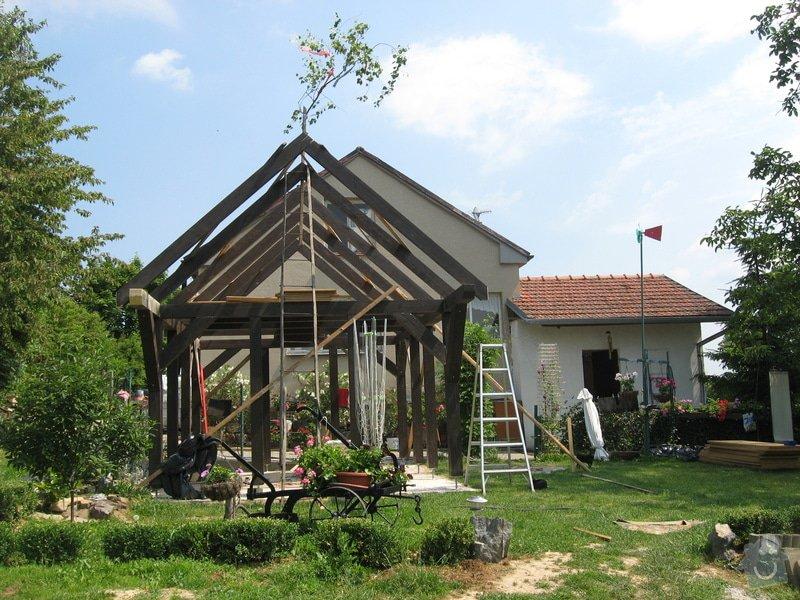 Zahradní domek: Konstrukce