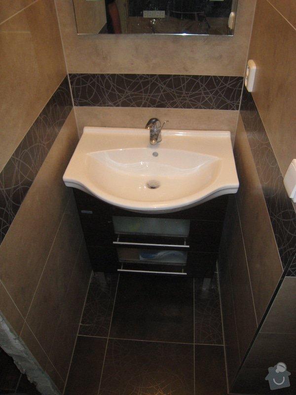 Obklad koupelny,WC  a kuchyně + dlažba : IMG_2459