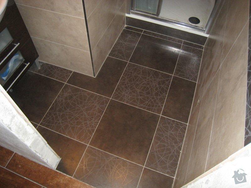 Obklad koupelny,WC  a kuchyně + dlažba : IMG_2457