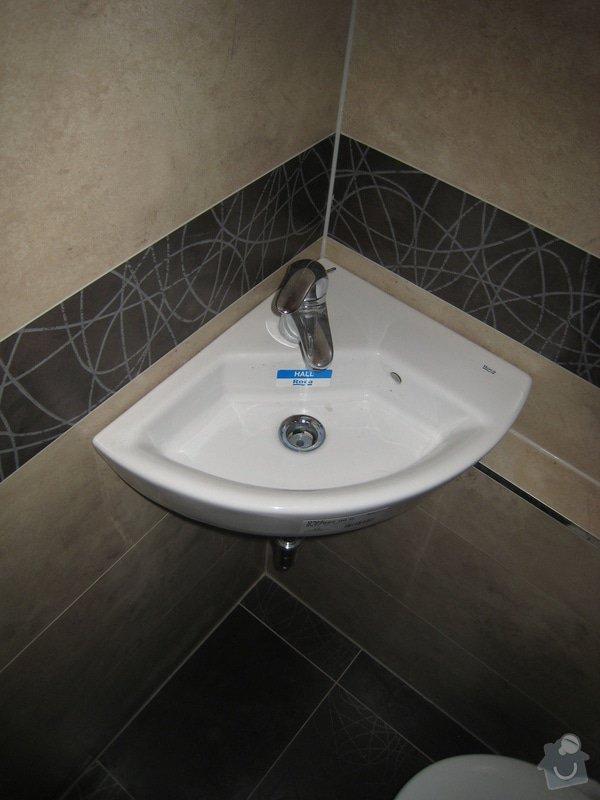 Obklad koupelny,WC  a kuchyně + dlažba : IMG_2467