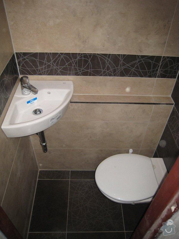 Obklad koupelny,WC  a kuchyně + dlažba : IMG_2466