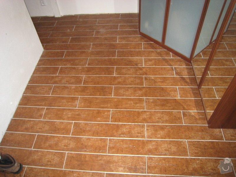 Obklad koupelny,WC  a kuchyně + dlažba : IMG_2453