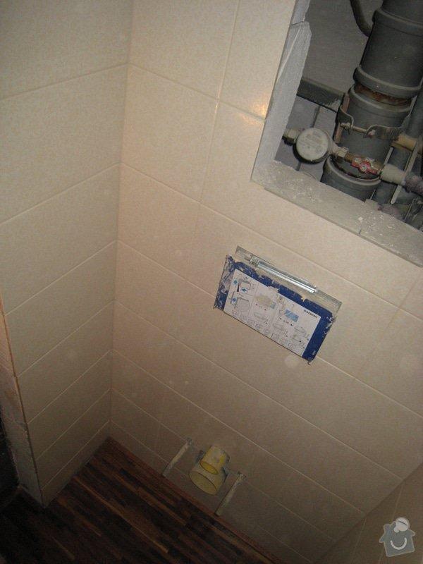Obkložení koupelna a WC: IMG_2451