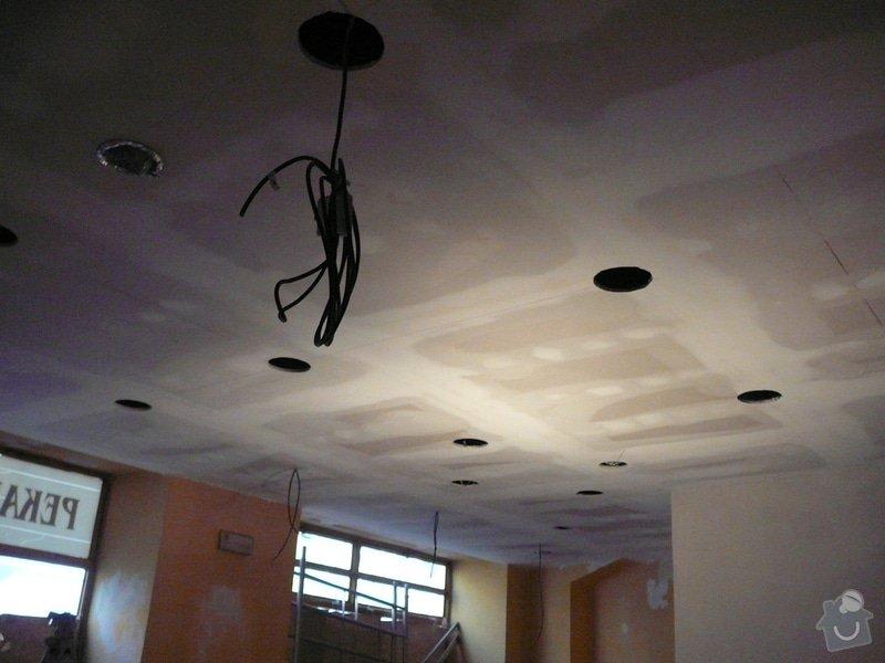 Montáž podhledu a opravy: P1060516