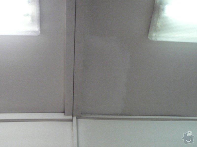 Montáž podhledu a opravy: P1060527