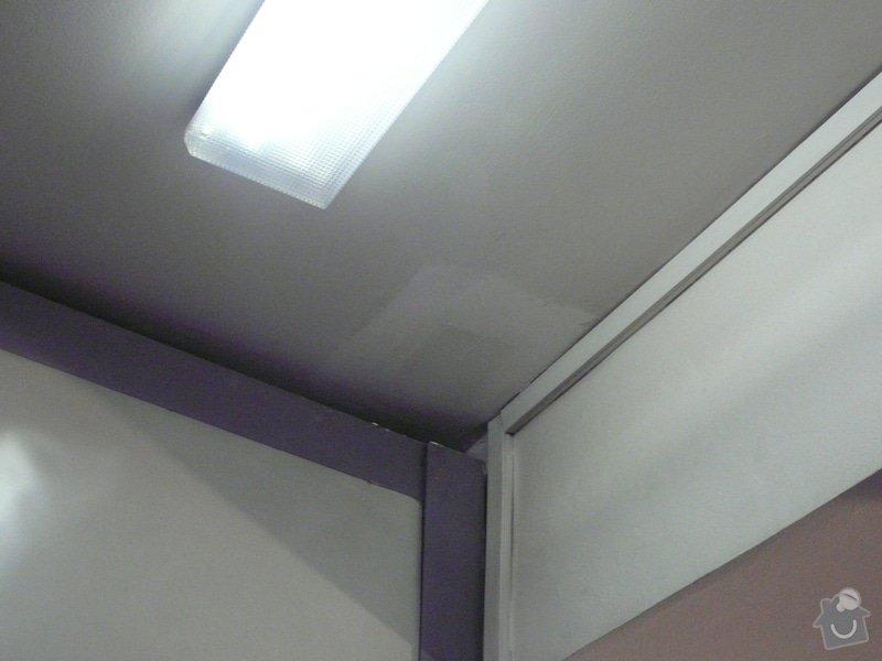 Montáž podhledu a opravy: P1060528