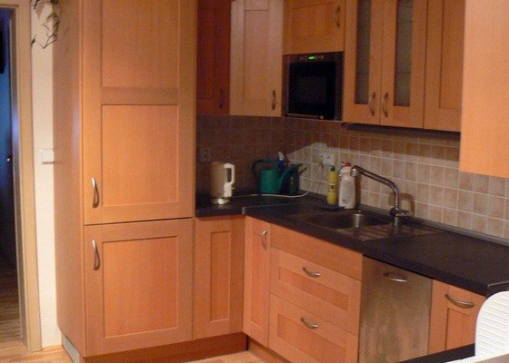 Rekontrukce bytového jádra a kuchyně