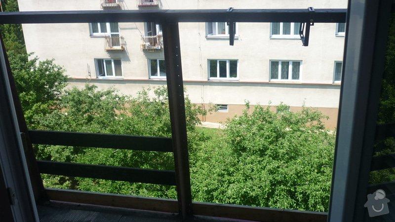 Výměna dřevěného zábradlí na balkóně: balkon_po_2_
