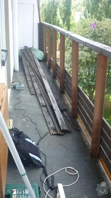Výměna dřevěného zábradlí na balkóně: balkon_po_3_