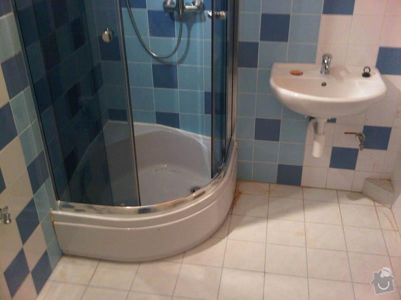 Rekonstrukce koupelny: IMG00163-20100623-1157