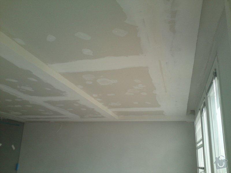 Sádrokartonové podhledy: DSC00139