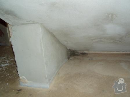 Zateplení podkroví, omítky, sádrokartony: P1010019