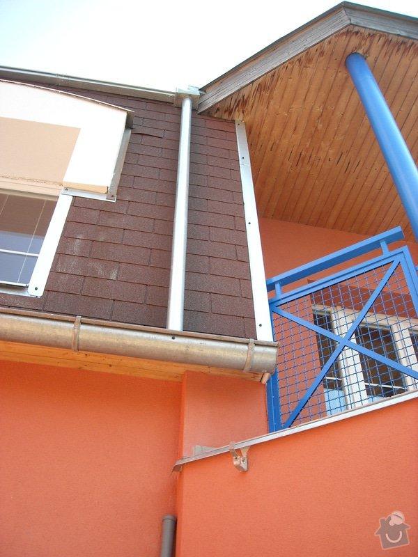 Stavebně - tesařské práce, rekonstrukce dřevěných podhledů: DSCN0220
