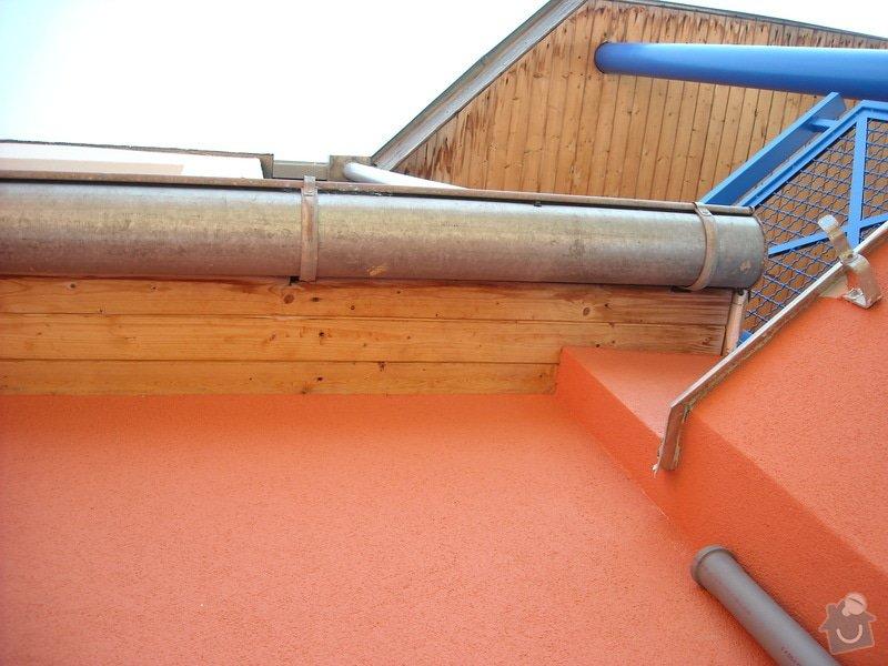 Stavebně - tesařské práce, rekonstrukce dřevěných podhledů: DSCN0226