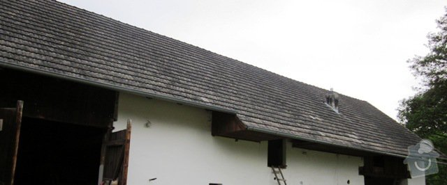 Přestavba stodoly selské usedlosti na komunitní centrum: IMG_0785