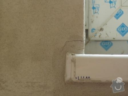 Zateplení podkroví, omítky, sádrokartony: P1010015