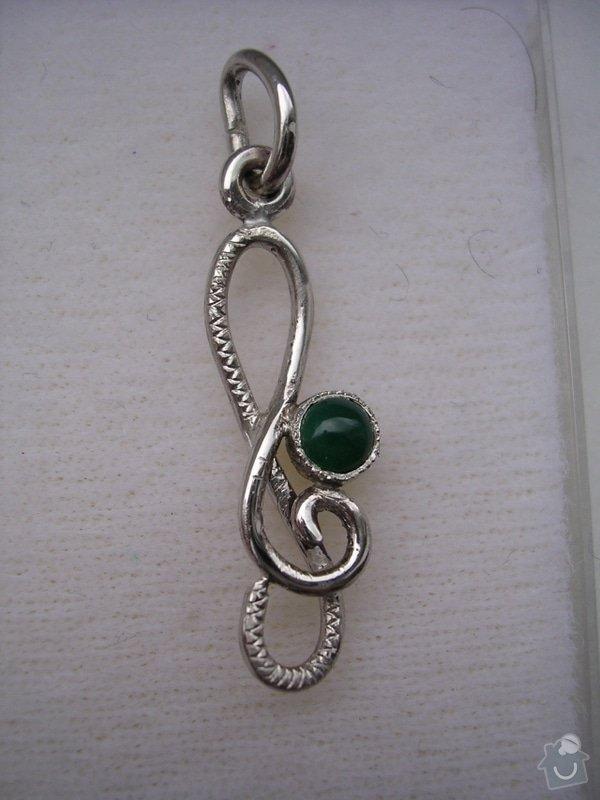 Výroba šperku: sperk_klic