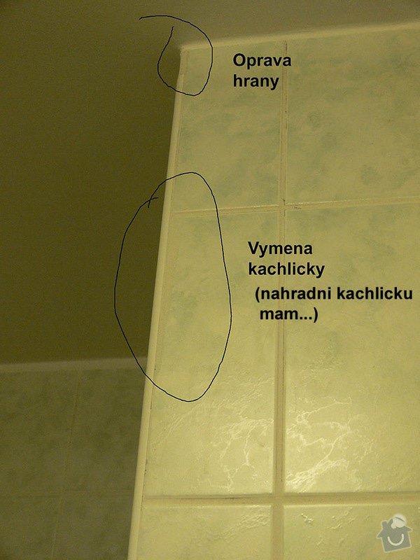 Pokládka mrazuvzorné dlažby na balkóně: koupelna_opravit_hranu_a_kachlicku