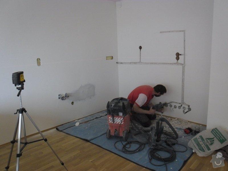 Příprava elektroinstalace pro kuchyňskou linku: SAM_4768