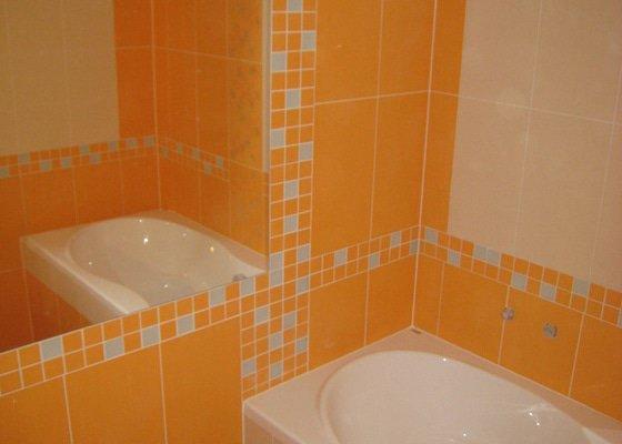 Rekonstrukce Koupelna+WC