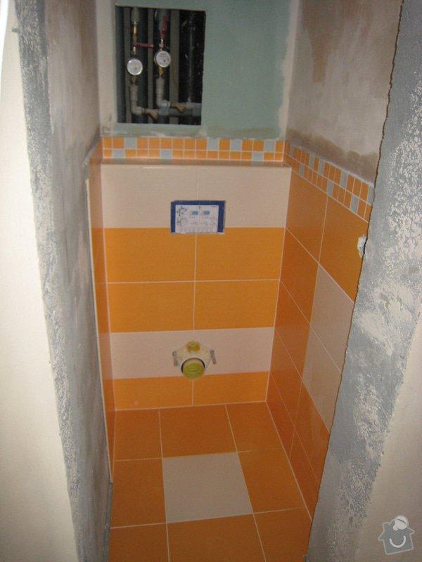 Rekonstrukce Koupelna+WC: IMG_2480