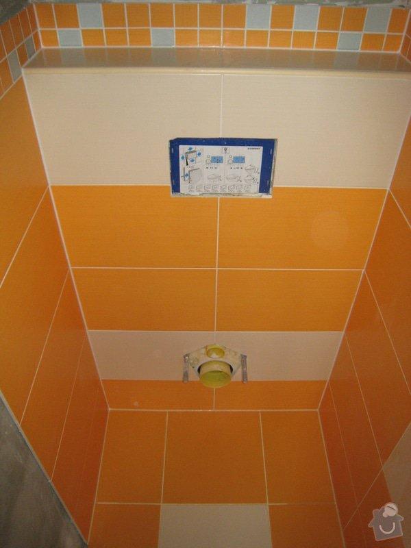 Rekonstrukce Koupelna+WC: IMG_2481