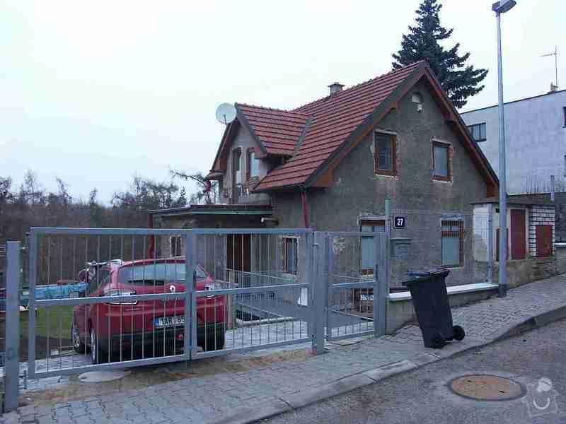 Zateplení rodinného domu: dum_z_ulice1