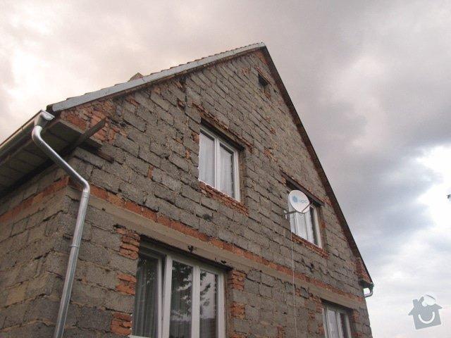 Oplechování střechy: IMG_7369