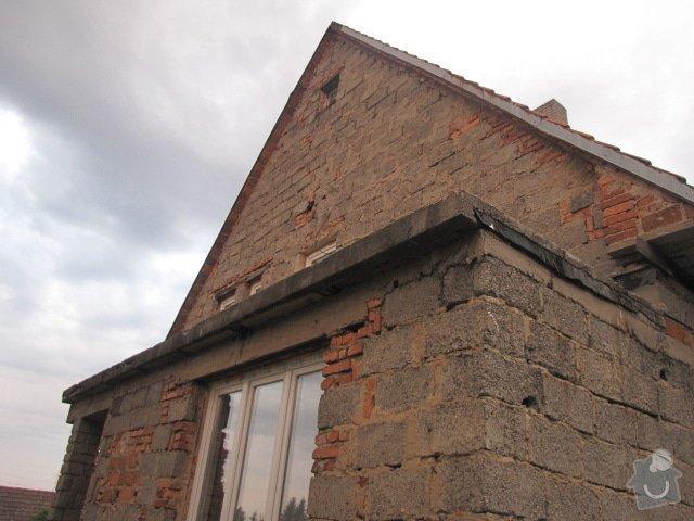 Oplechování střechy: IMG_7371