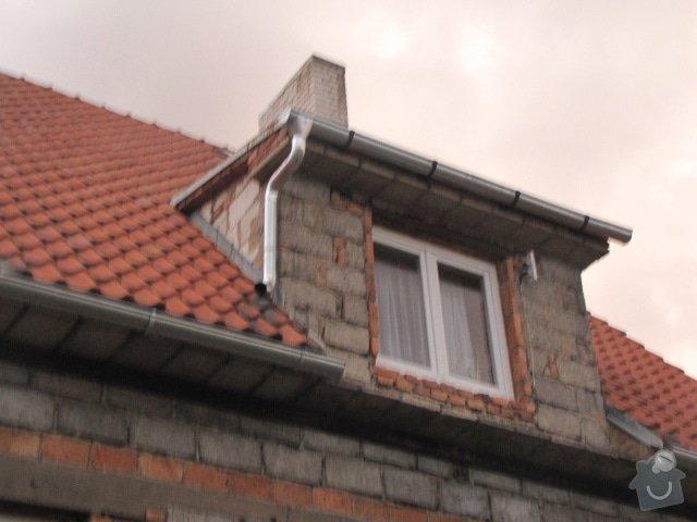 Oplechování střechy: IMG_7375