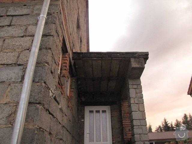 Oplechování střechy: IMG_7373