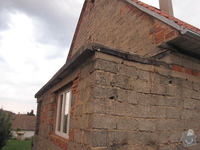 Oplechování střechy: IMG_7372