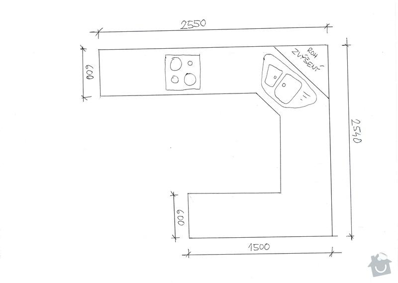 Výroba a montáž kuchyňské pracovní desky: scan00117-1