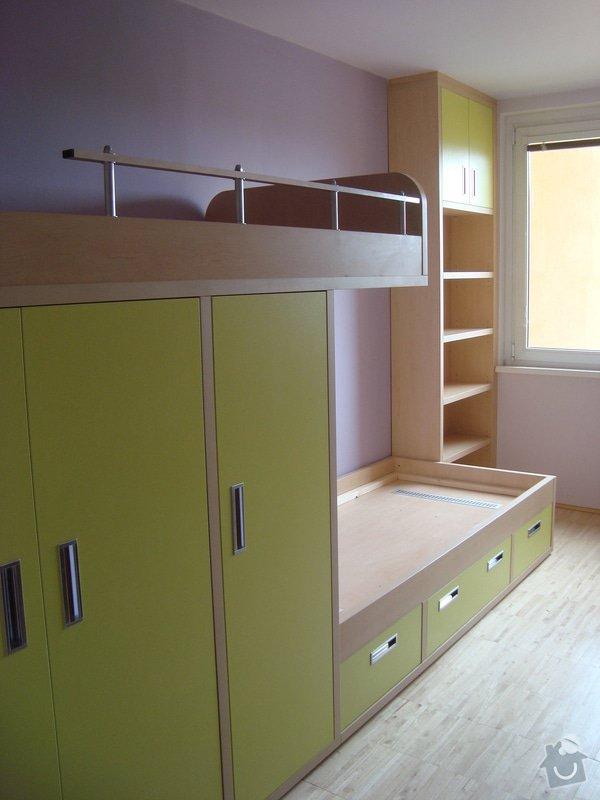 Nábytek do dětského pokoje: DSC00051_KG