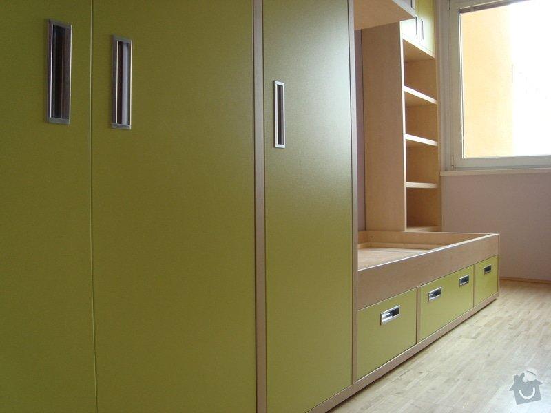 Nábytek do dětského pokoje: DSC00052_KG
