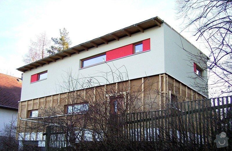 Rodinný dům - pasivní energetický standard: PAD_Chotebor-sever