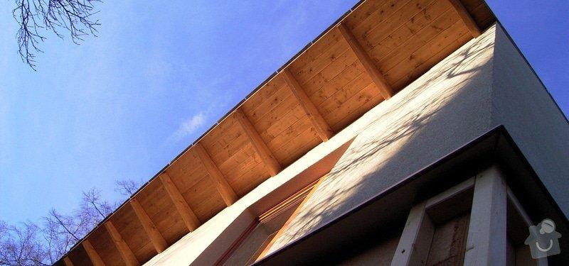 Rodinný dům - pasivní energetický standard: PAD_Chotebor-jih
