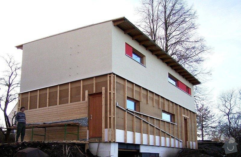 Rodinný dům - pasivní energetický standard: PAD_Chotebor-vychod