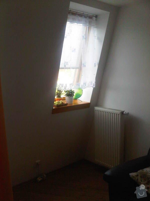 Oprava tepelné izolace v podkrovném bytě: IMG00527-20110529-1706