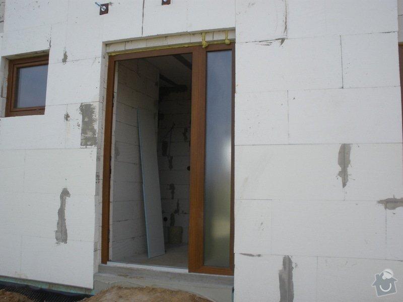 Dodávka a montáž vchodových dveří: P6030140