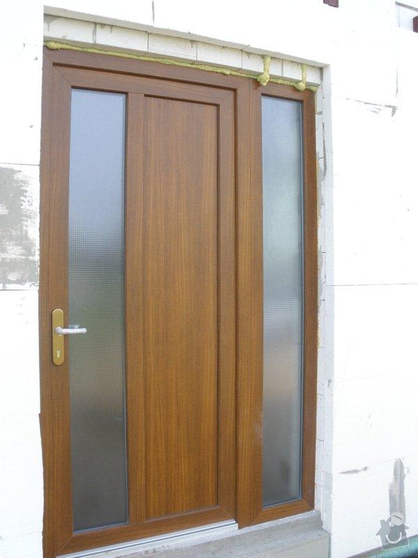 Dodávka a montáž vchodových dveří: P6030141