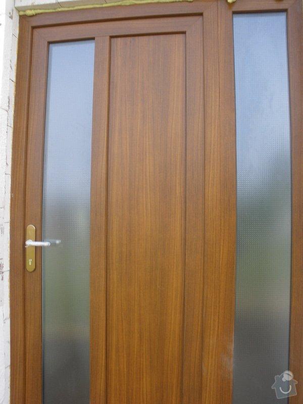Dodávka a montáž vchodových dveří: P6030142