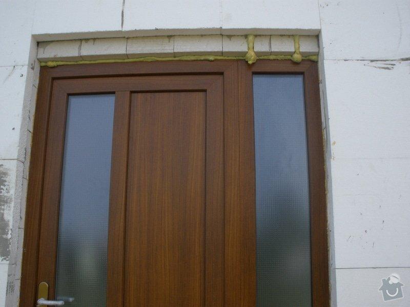 Dodávka a montáž vchodových dveří: P6030144