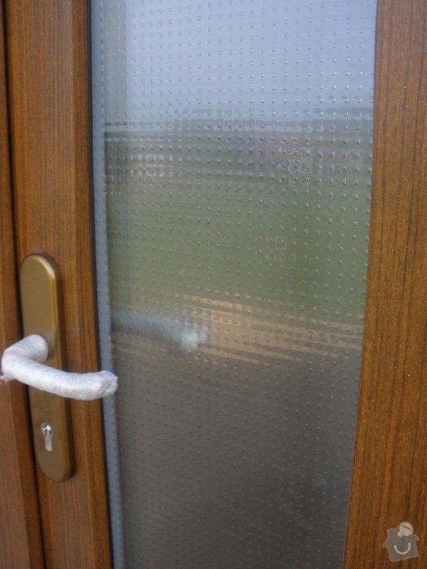 Dodávka a montáž vchodových dveří: P6030145