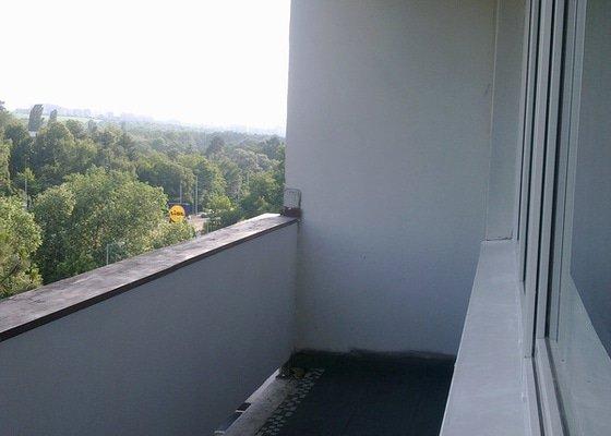 Dlažba na balkoně