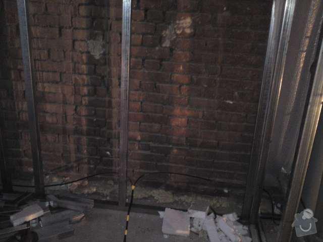 Kompletní rekonstrukce elektroinstalace činžovního domu: DSC00150