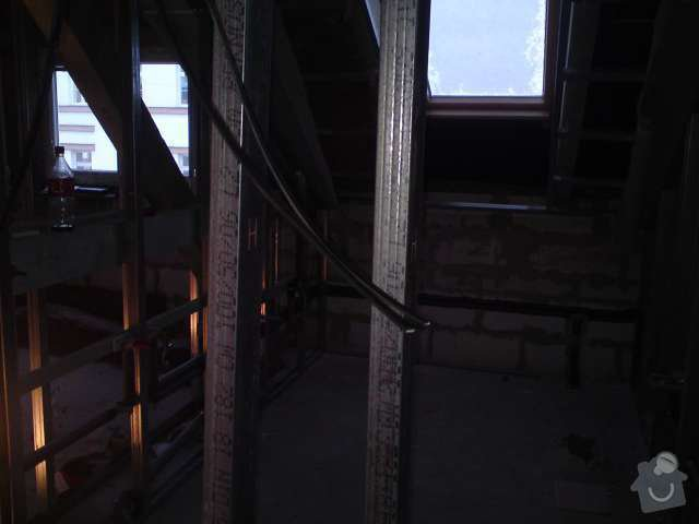 Kompletní rekonstrukce elektroinstalace činžovního domu: DSC00151