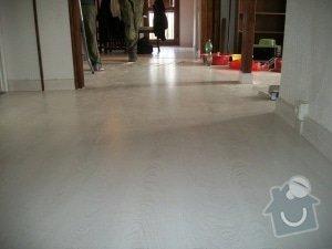 Dodání a položení plovoucí podlahy : 100_1151