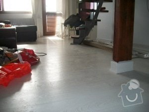 Dodání a položení plovoucí podlahy : 100_1149