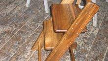 Dětská stavitelná židle